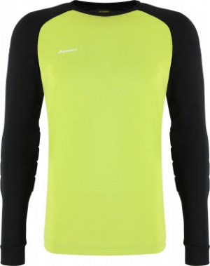 Футболка вратарская мужская , размер 52 Demix. Цвет: зеленый