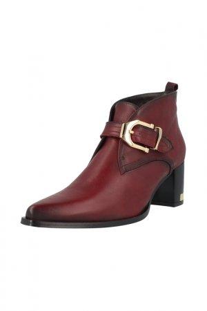 Ankle boots ROBERTO BOTELLA. Цвет: bordeaux