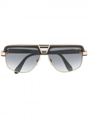 Солнцезащитные очки 991 Cazal. Цвет: черный