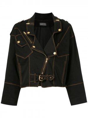 Куртка Pefecto Ivete Amapô. Цвет: черный