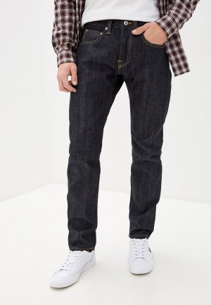 Джинсы Edwin ED-55 Regular Tapered. Цвет: синий