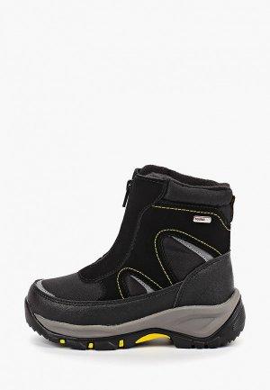 Ботинки Reima Vainio. Цвет: черный