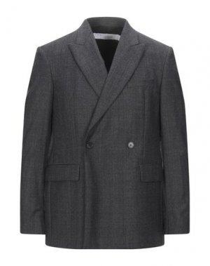 Пиджак IRO. Цвет: стальной серый