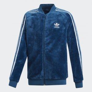 Олимпийка Winter SST Originals adidas. Цвет: белый