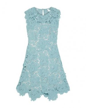 Короткое платье CATHERINE DEANE. Цвет: светло-зеленый