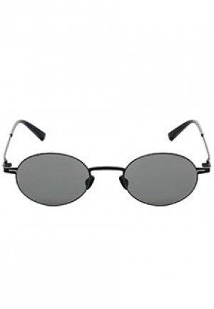 Солнцезащитные очки MYKITA. Цвет: черный