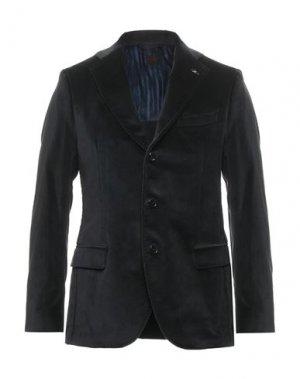 Пиджак MP MASSIMO PIOMBO. Цвет: черный