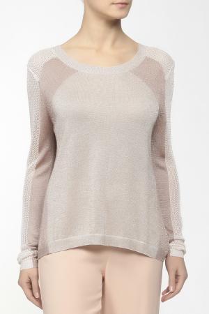 Пуловер джерси Aiko. Цвет: мультицвет