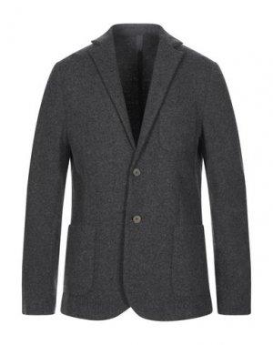 Пиджак SEVENTY SERGIO TEGON. Цвет: свинцово-серый