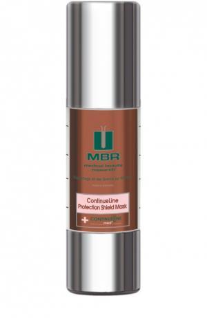 Маска для чувствительной кожи Continueline Protection Shield Mask Medical Beauty Research. Цвет: бесцветный