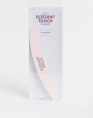 Профессиональная пилочка для ногтей -Бесцветный Elegant Touch