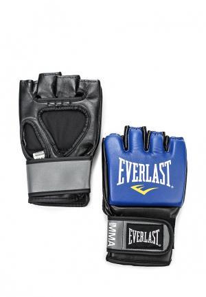 Перчатки ММА Everlast. Цвет: разноцветный