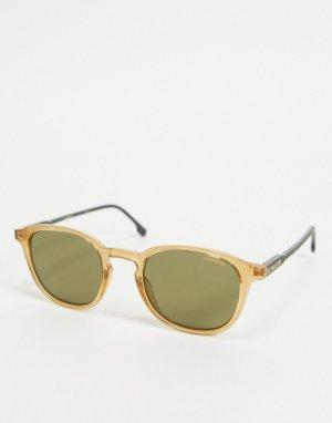 Солнцезащитные очки золотистого цвета в стиле унисекс 238/S-Золотистый Carrera