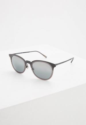 Очки солнцезащитные Burberry BE3093 1007Z6. Цвет: серый