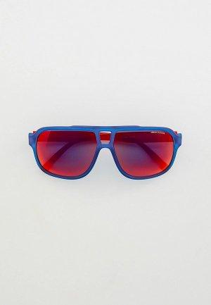 Очки солнцезащитные Armani Exchange AX4104S 83276Q. Цвет: синий