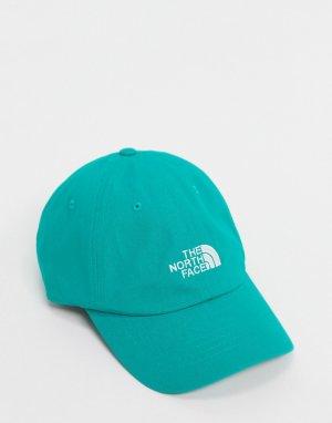 Зеленая кепка Norm-Зеленый The North Face