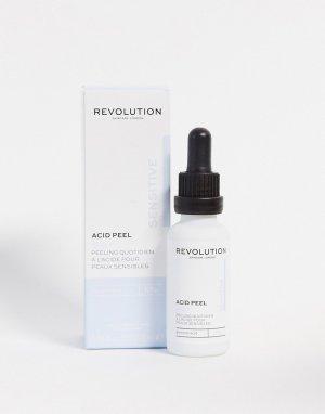 Отшелушивающее средство для чувствительной кожи Skincare-Бесцветный Revolution