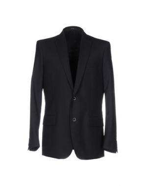 Пиджак FILIPPA K. Цвет: темно-синий