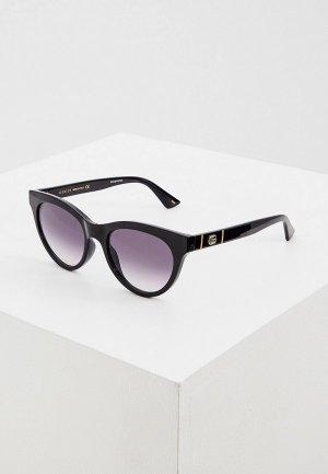 Очки солнцезащитные Gucci GG0763S 001. Цвет: черный