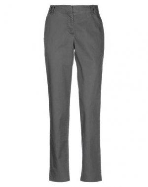 Повседневные брюки CINQUE. Цвет: свинцово-серый