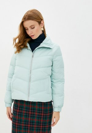 Куртка утепленная Top Secret. Цвет: бирюзовый