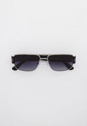 Очки солнцезащитные Thom Richard TR9045. Цвет: серебряный