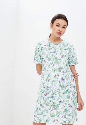 Платье Helly Hansen W MALLA DRESS. Цвет: белый