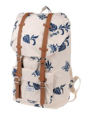Рюкзаки и сумки на пояс LIBERTY London. Цвет: бежевый