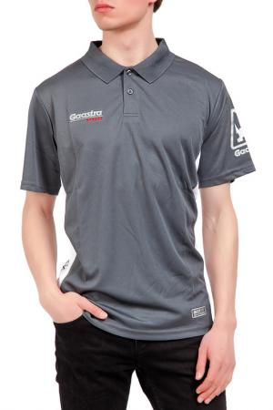 Рубашка-поло GAASTRA PRO. Цвет: серый