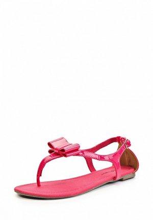 Сандалии Friis & Company FR004AWHH885. Цвет: розовый
