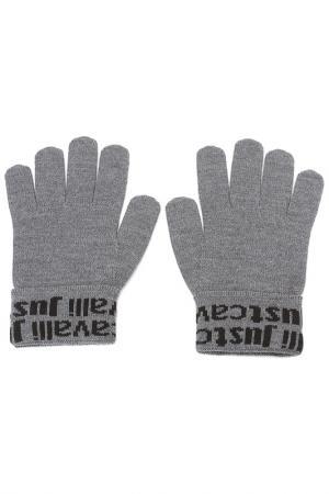 Перчатки Just Cavalli. Цвет: 222 серый