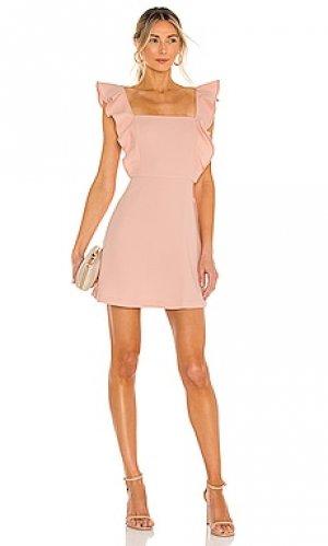 Мини платье BCBGeneration. Цвет: розовый