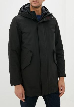 Куртка утепленная Canadian FORILLON. Цвет: черный