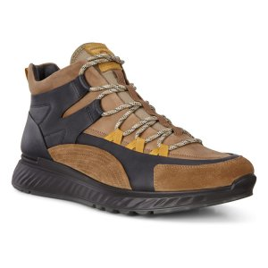 Ботинки ST.1 M ECCO. Цвет: коричневый