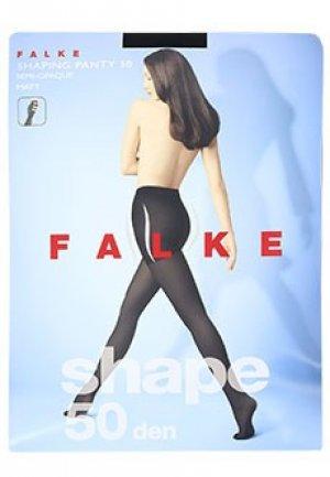 Колготки FALKE. Цвет: черный