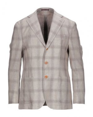 Пиджак SARTITUDE Napoli. Цвет: бежевый