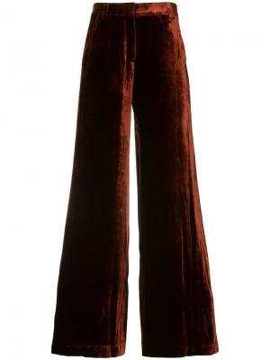 Бархатные брюки A.L.C.