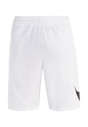 Шорты спортивные Nike MENS BASKETBALL SHORTS. Цвет: белый