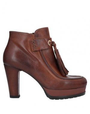 Полусапоги и высокие ботинки GUIDO SGARIGLIA. Цвет: коричневый