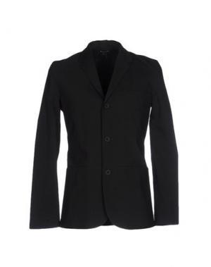 Пиджак HELMUT LANG. Цвет: черный