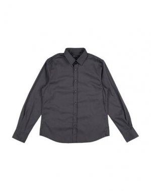 Pубашка ANTONY MORATO. Цвет: свинцово-серый