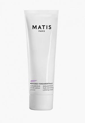 Скраб для лица Matis REPONSE FONDAMENTALE, Омолаживающий с кремовой текстурой, 50 мл. Цвет: прозрачный
