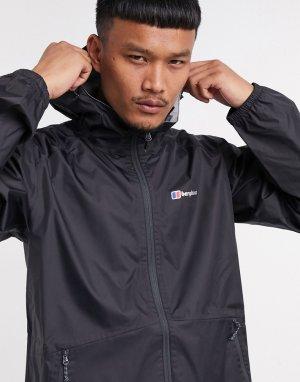 Черная куртка Bergahus-Черный Berghaus