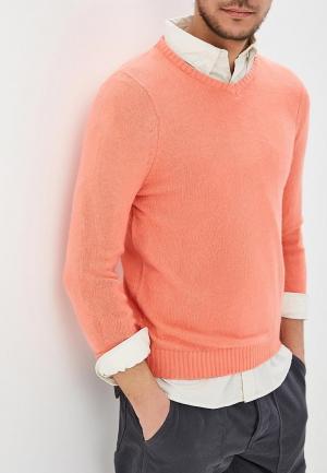 Пуловер Hopenlife. Цвет: коралловый