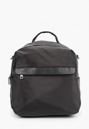 Рюкзак Grand Style. Цвет: черный