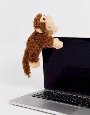 Приспособление для очистки экрана в форме обезьянки -Мульти Aroma Home