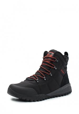 Ботинки Columbia FAIRBANKS™ OMNI-HEAT™. Цвет: черный