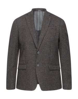 Пиджак HAVANA & CO.. Цвет: коричневый