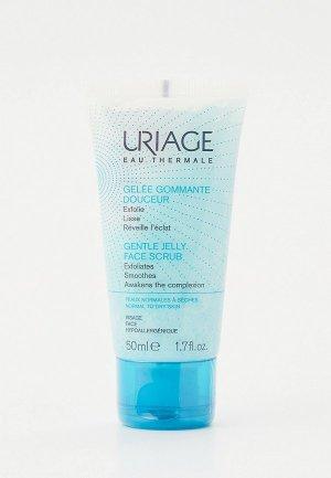 Скраб для лица Uriage 50 мл. Цвет: прозрачный