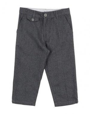 Повседневные брюки BABY GRAZIELLA. Цвет: серый